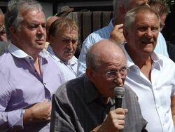 Al Hollamby, Joe D'Orazio & Frank Rimer