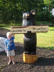 Welcome bear!