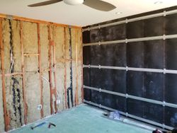 Soundproofing 101 - After