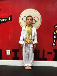 06/7/2015 Metro Open TKD Championship  David Duran 3rd Place Forms 3rd Place Breaking  1st Place Weapons  2nd Place Sparring