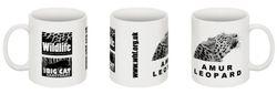 Amur Leopard WHF mug
