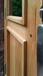 Harlem Door - frame detail