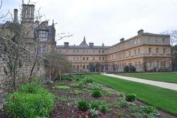 Trinity College 4, Oxford