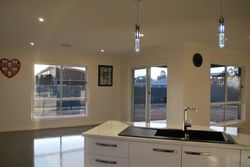 Kitchen, Dining, Living and Alfresco