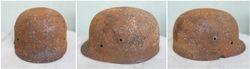 Vokiskas II PK salmas. German helmet WW2. Kaina 52