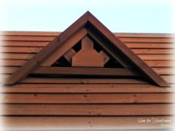 "Big Backyard ""Frontenac"" Playset detail components roof dorm"