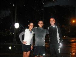 Early Training Run