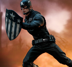 Captain America (Concept Art)