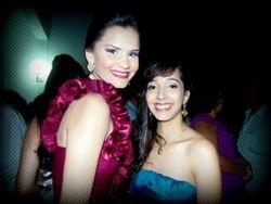Patricia and Morgana
