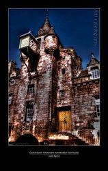 Canongate Tolbooth-Edinburgh-Scotland