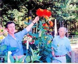 Walt & Bob Simon