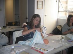 Learning to Swaddle