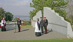 New Memorial Wall at CTCRM