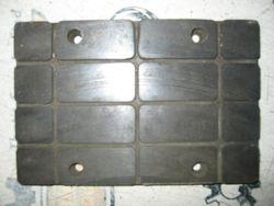Sample Custom Brake Lining Milled