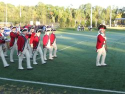 Old Guard Colonials