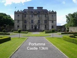 Portumna Castle & Gardens,Co.Galway