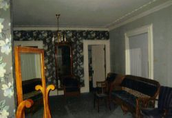 Second floor room, where two M.A.P.S.