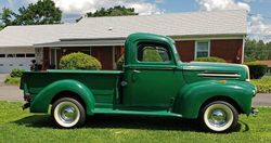 61.42 Ford pick up