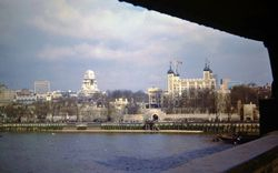 632 Tower of London from bridge