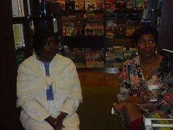 Authors Voncele Savage & Brenda Thomas