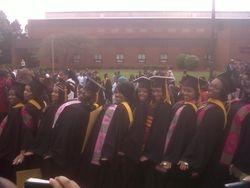 Khojdeshia Graduation