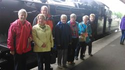 Aviemore Steam Train