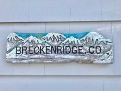 Breckenridge, Co Mountainscape