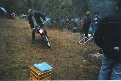 2001 Postie.... slow race Jim.