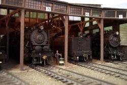 Oak Ridge Engine House Bays