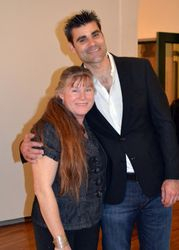Marsha Judd and Phil Marquez, Gallery Director
