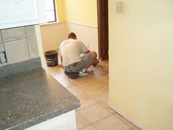 Grouting Porcelain