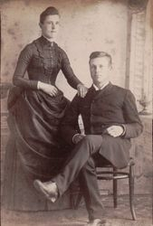 Annie (Brumbaugh) and Harry C. Boyer
