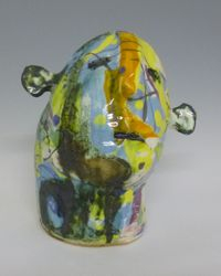 Mary Jones Ceramics.  Looking back.  SOLD
