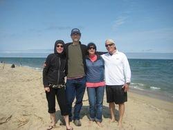 Jean, Jim,Liz and Joel