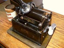 Edison Gem Phonograph 8
