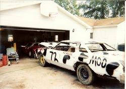 Dads 98 Demo Car