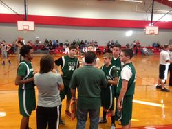 JV Boys' Basketball