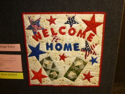 Welcome Home by JoAnne Harder.