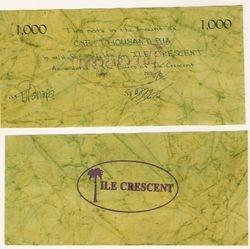 Ile Crescent 1,000 Poa