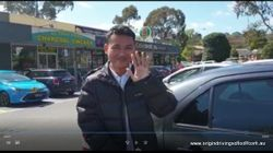 Pass First Time !! Well Done Lian | Camberwell | Hawthorn | Burwood | Eltham