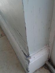 Corner Guard Before Instalation