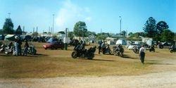 Gladstone Odyssey Camping Area - Jun 2001