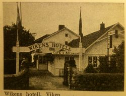 Wikens hotell 1941