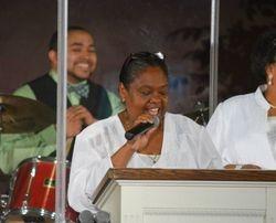 Missionary Doris Lebby