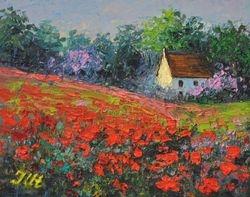 Poppy field - 2.