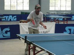 Cayo player jamil Bedram - strong contender