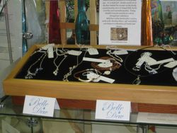 Beautiful Local Jewelry by Belle Dew