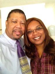Pastor Rountree & Supervisor Rountree