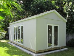 12x24 , office , pool house