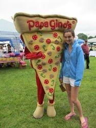 Papa Gino's Mascot